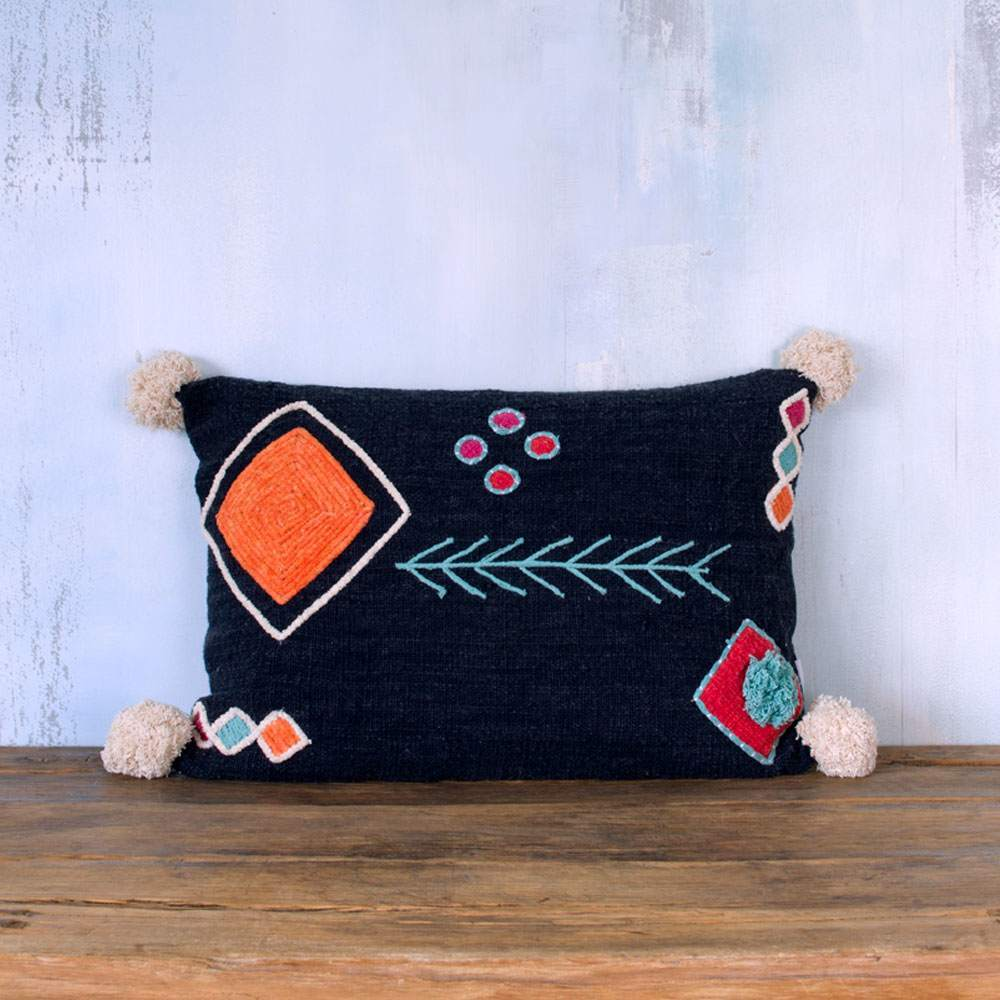 Adoni Tribal Cushion