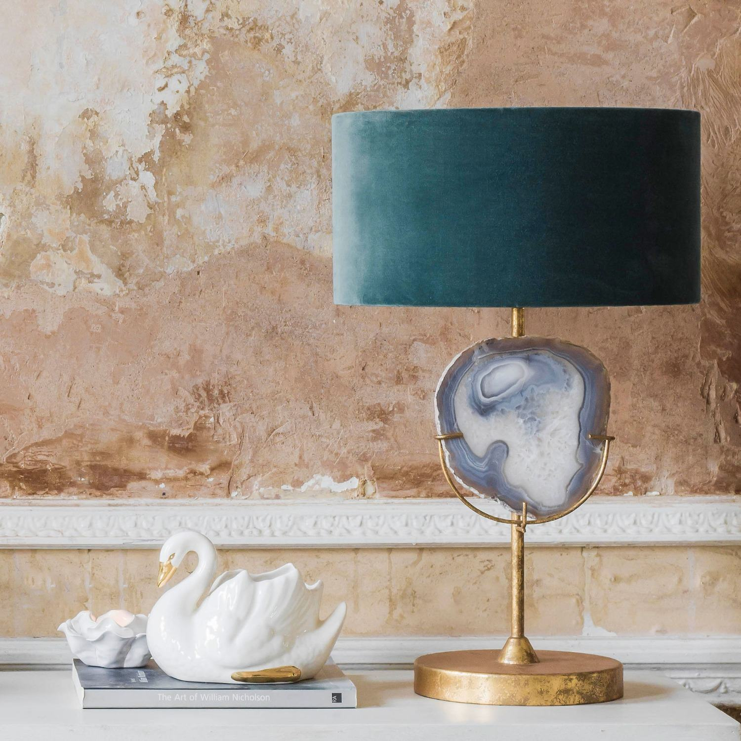 Agate Table Light