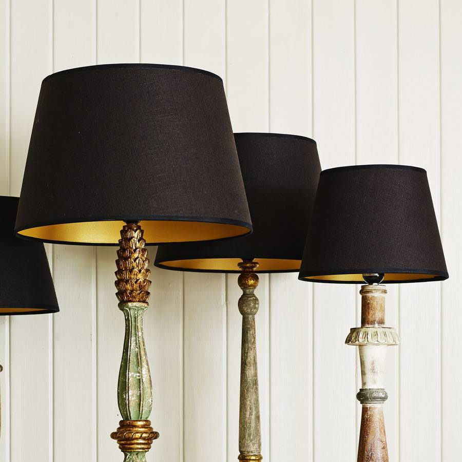 Table Lamps With Black Shades | Wayfair