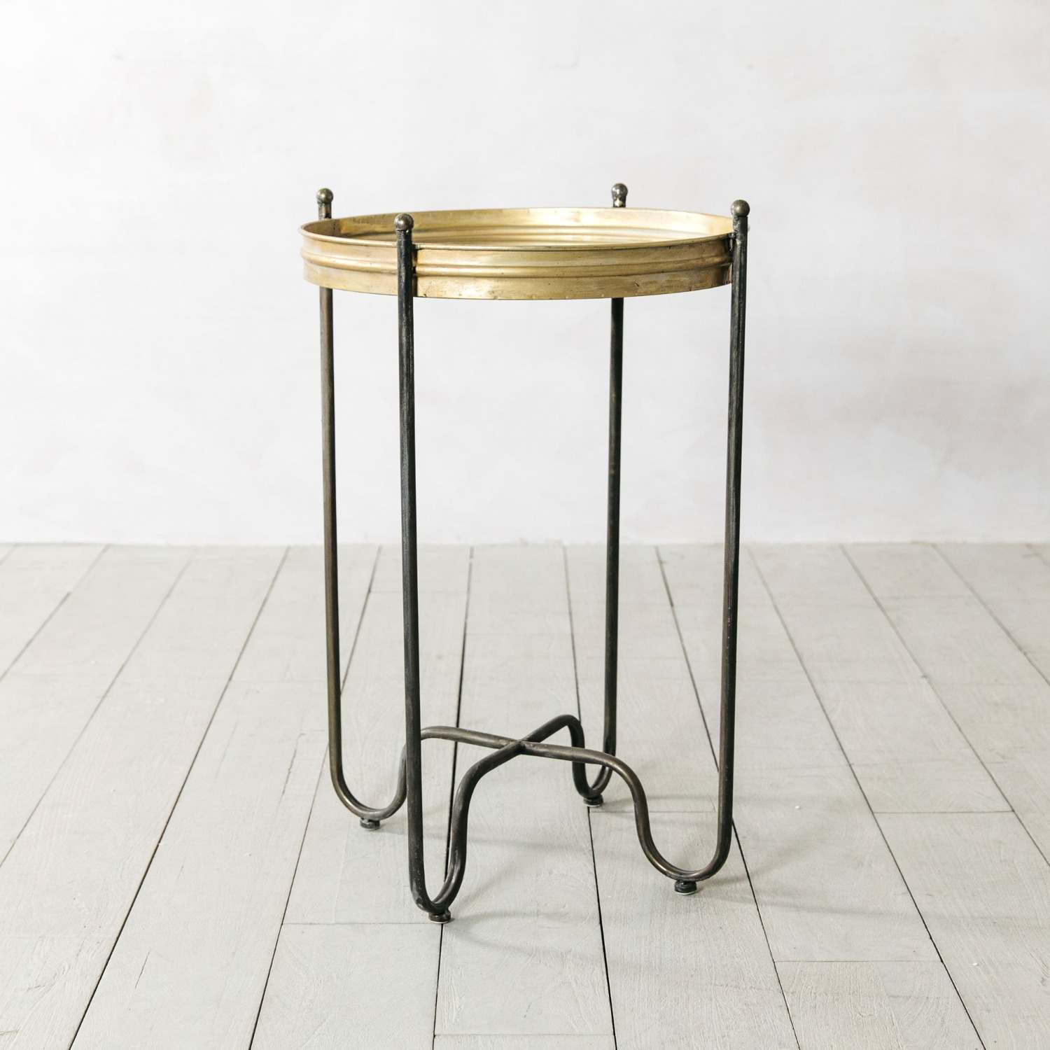 Rosace Round Side Table Graham Green