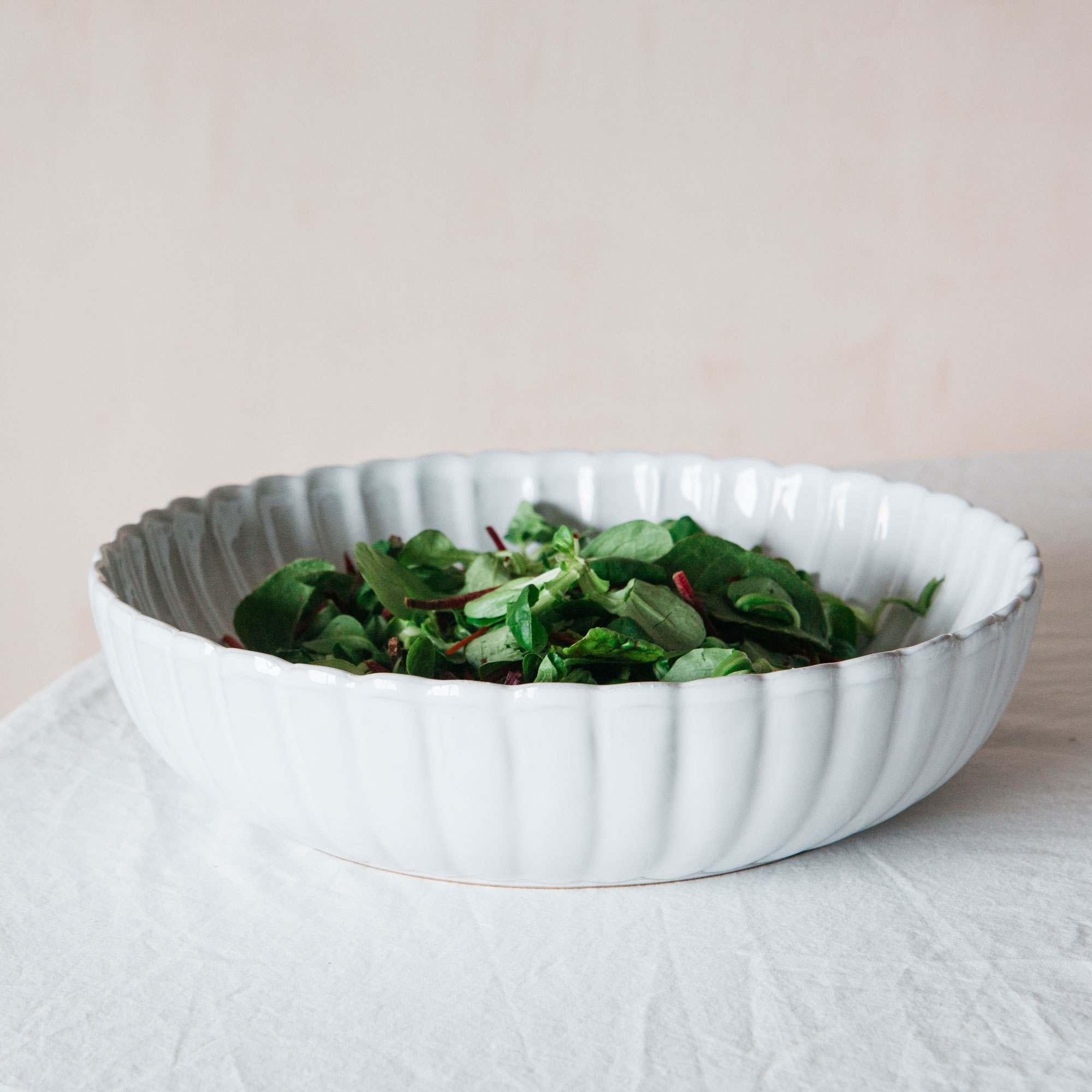 Amelie Scallop Salad Bowl