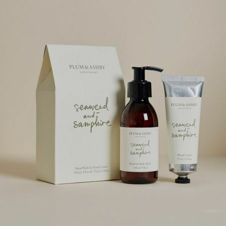 Seaweed & Samphire Gift Set