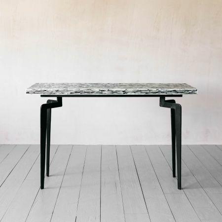 Malique Bone Console Table