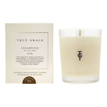 True Grace Village Classic Cedarwood Candle