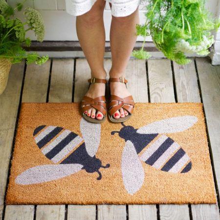 Bee Doormat