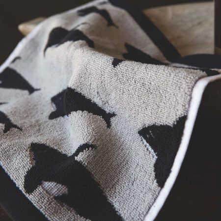 Orcas Facecloth