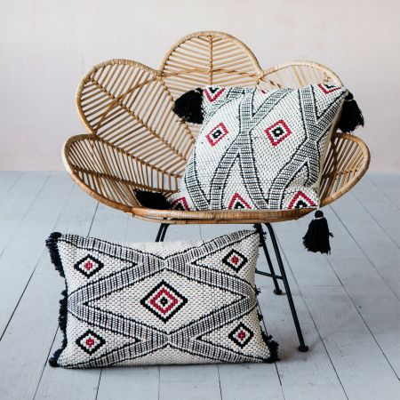 Imari Embroidered Cushions