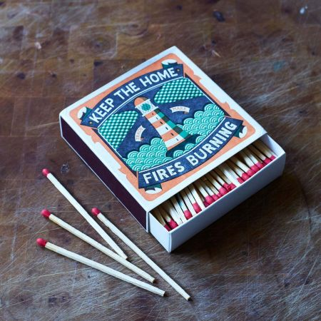 Homes Fire Burning Matches - Thumbnail