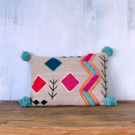 Mallee Tribal Cushion