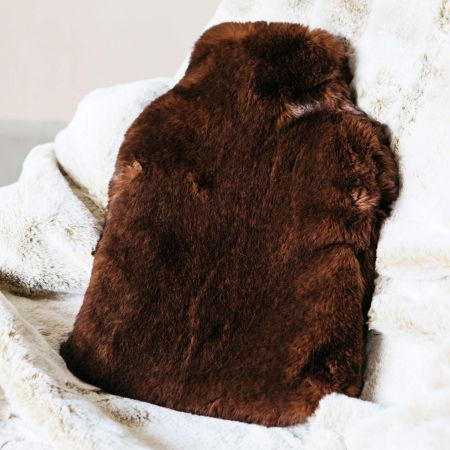 Brown Bear Hot Water Bottle