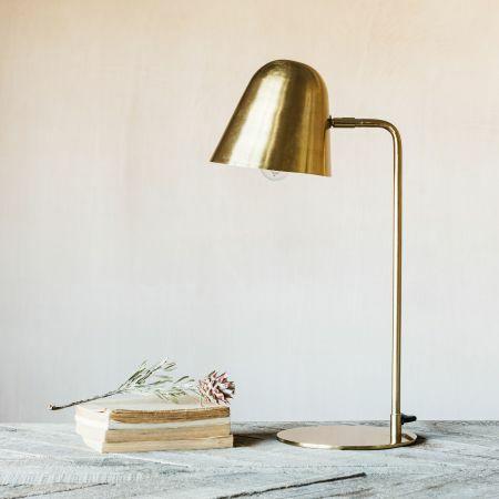 Rowan Brass Table Lamp