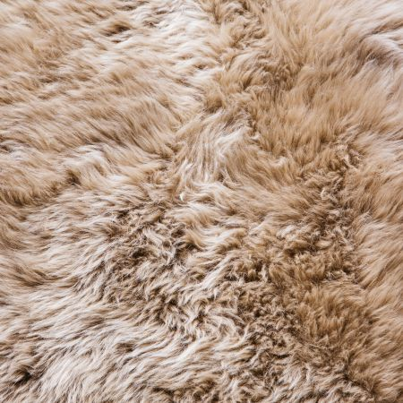 Butterscotch Single Sheepskin