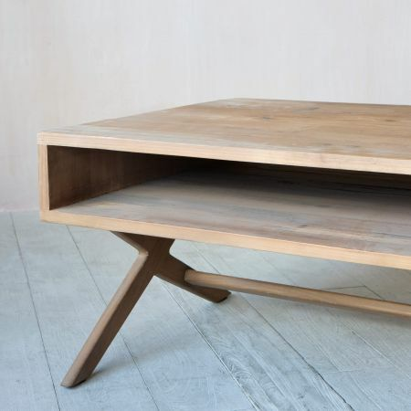 Montague Pine Coffee table