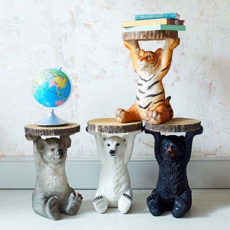 Animal Side Tables - Thumbnail