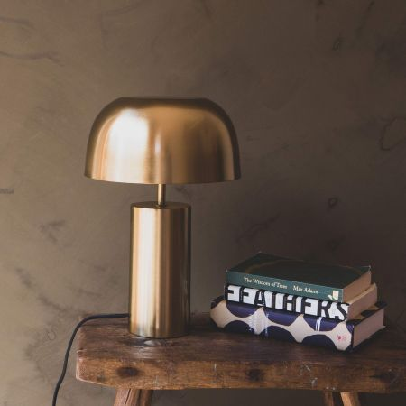 Larsen Brass Table Lamp