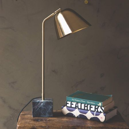 Olsen Brass Table Lamp