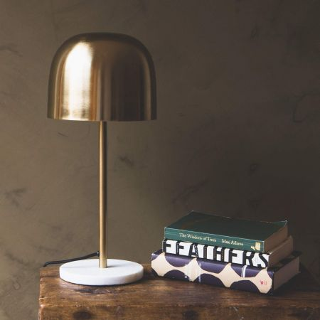 Raum Brass Table Lamp