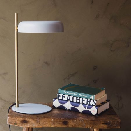 Torsten Grey Table Lamp