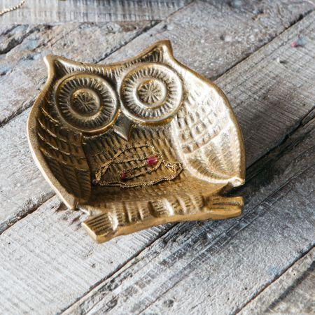 Oakley Owl Dish