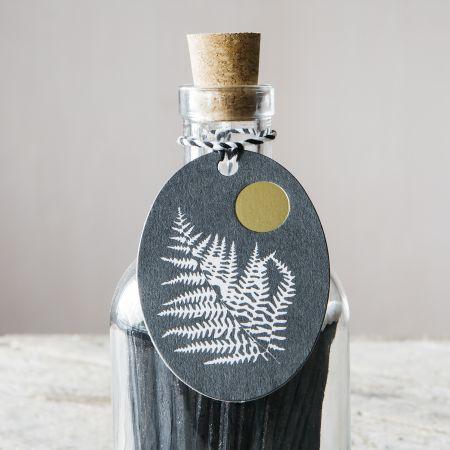 Black Fern Bottle Matches