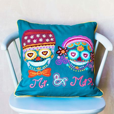 Mr & Mrs Cushion