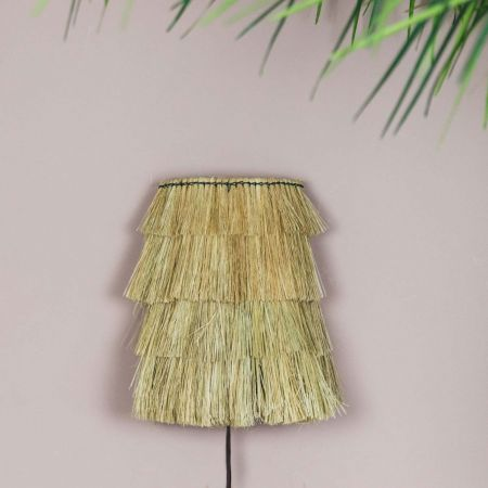 Kula Grass Wall Light