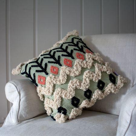 Kansa Mint Cushion