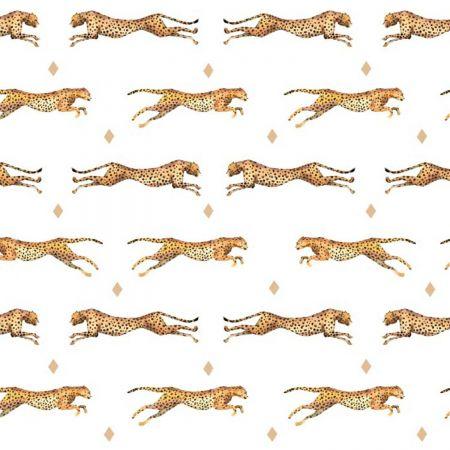 Cheetah Print Wrapping Paper