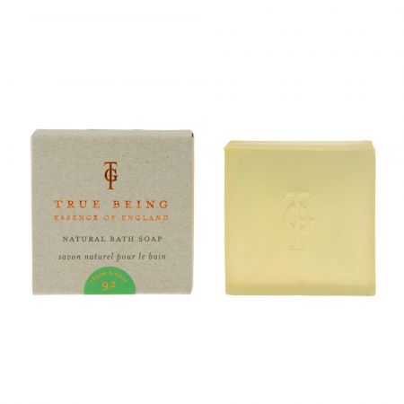 Cedar and Rose Burlington Soap