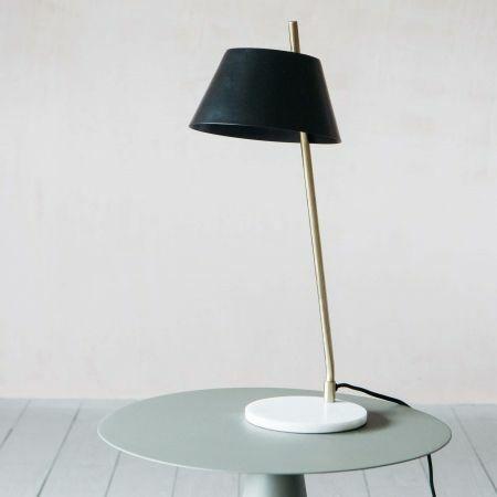 Kari Black Table Lamp