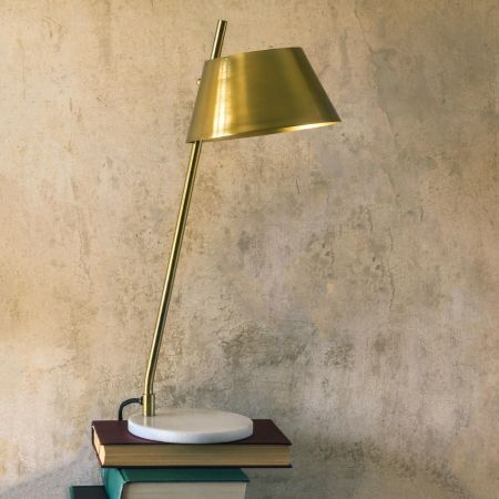 Kari Brass Table Lamp