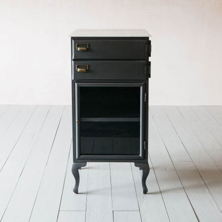 Mikko Iron and Marble Cabinet