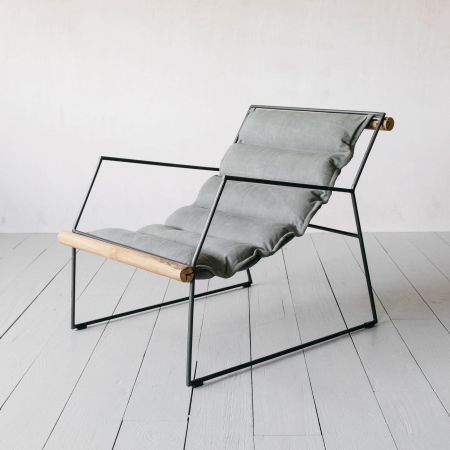 Klint Canvas Armchair