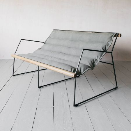 Klint Canvas Two Seater