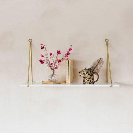 Ensley Marble Shelf