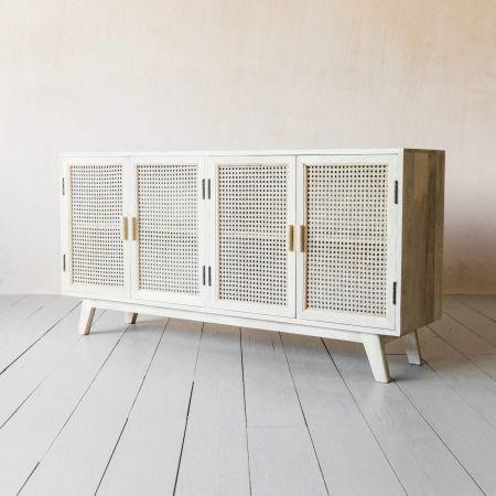 Esben Four Door Sideboard