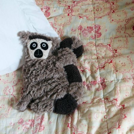 Microwavable Huggable Lemur
