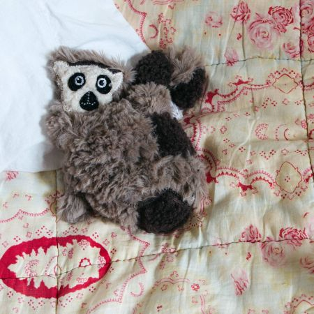Lemur Hand Warmer