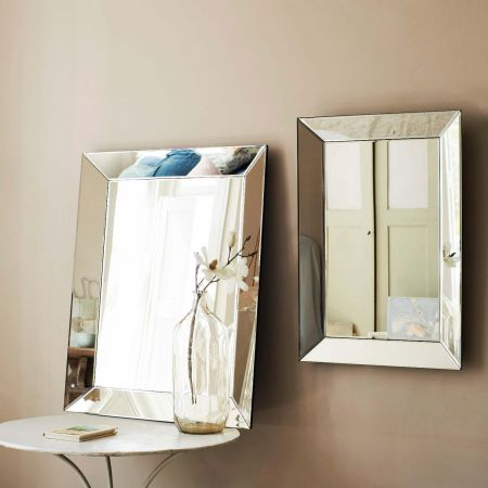 Bevelled Edge Mirrors - Thumbnail