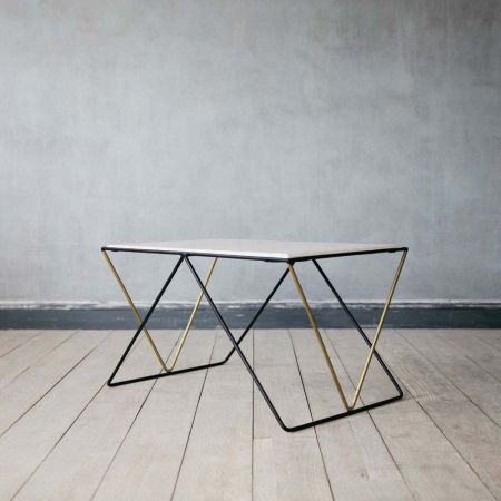 Detroit Marble Coffee Table