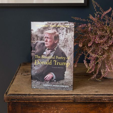 The Poetry of Donald Trump Book