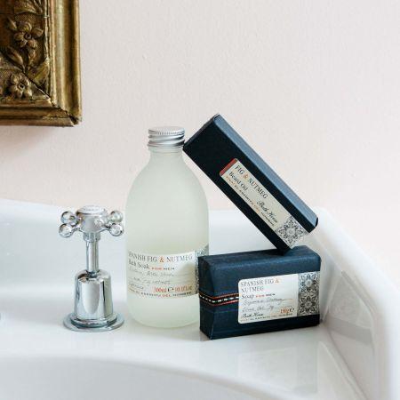 Fig and Nutmeg Bath Soak