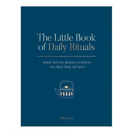 Daily Rituals Book