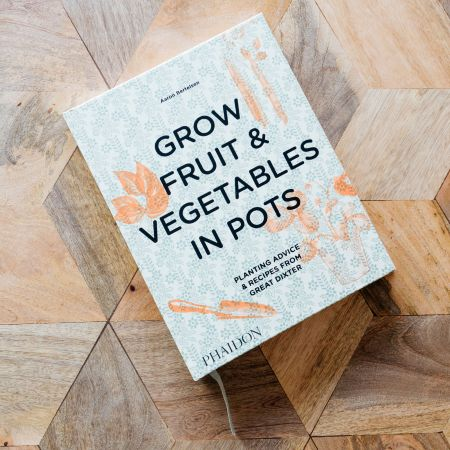 Grow Fruit and Vegetables Book