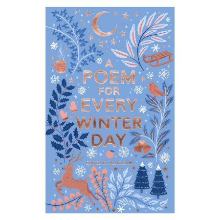 A Poem for Every Winter Day Book