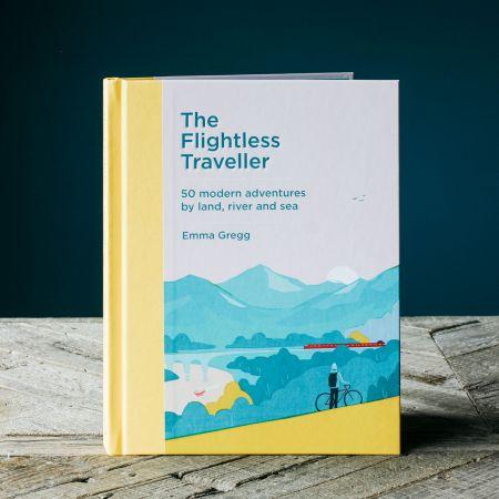 Flightless Traveller Book