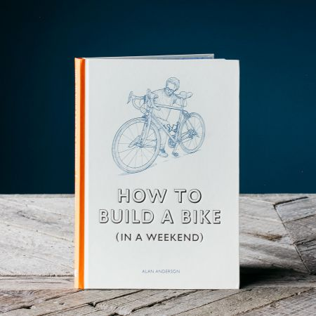 How to Build a Bike Book