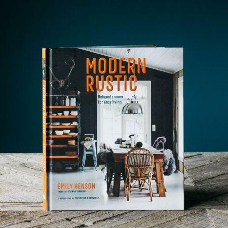 Modern Rustic Book