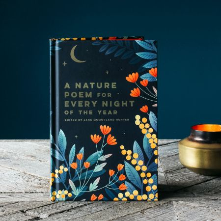 A Nature Poem for Every Night Book