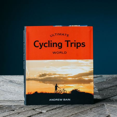 Ultimate Cycling Trips Book